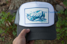 Load image into Gallery viewer, Montana Snowbowl Trucker Hat, Ani Eastwood