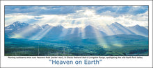 "Load image into Gallery viewer, ""Heaven on Earth"" panoramic  John Ashley"