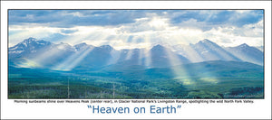 """Heaven on Earth"" panoramic  John Ashley"