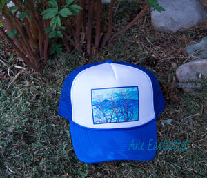 Montana, In the Sticks Trucker Hat, Ani Eastwood