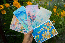 Load image into Gallery viewer, Flowers and Plants Card 6 Pack: Ani Eastwood