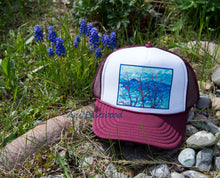 Load image into Gallery viewer, Montana, In the Sticks Trucker Hat, Ani Eastwood