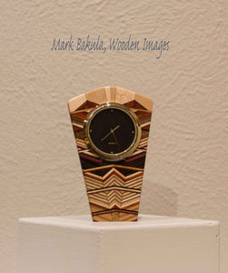 Countertop Clock, Mark Bakula #50