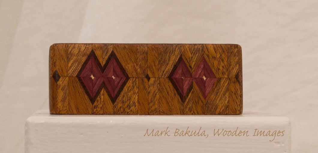 Business Card Holder, Mark Bakula #12