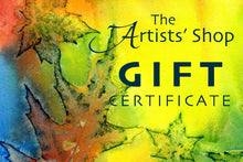 Load image into Gallery viewer, Missoula Artists' Shop Gift Card