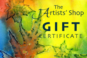 Missoula Artists' Shop Gift Card