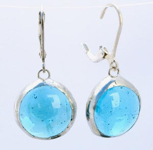 Glass Earring, Monica van der Mars Jewelry