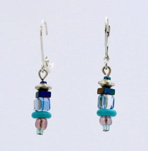 Small bead Earring, Monica van der Mars