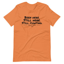 "Load image into Gallery viewer, We The People Social Group ""Still here"" tee"