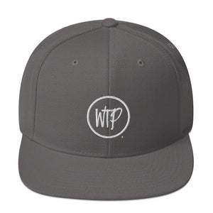 We The People Social Group Snapback Hat