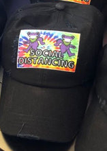 Load image into Gallery viewer, Grateful Dead Social Distance Baseball Cap