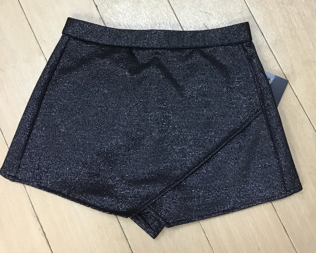 By Debra Kids Sparkle Skort