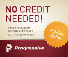 NO CREDIT CHECK FINANCING!