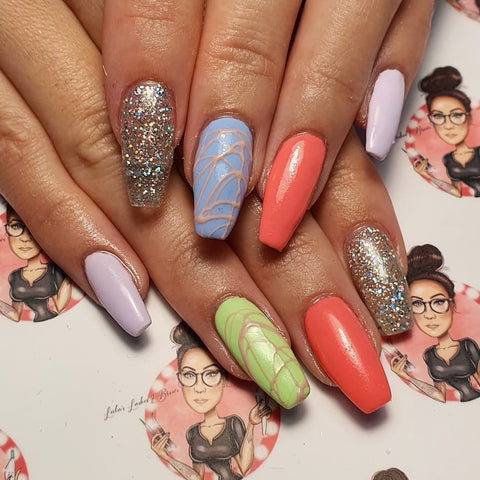 watermarks for nail artists