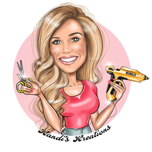 Custom cartoon portrait logo for your business - portraitlogo.com