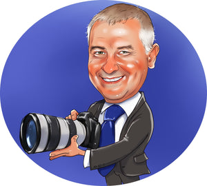 Photographer Logo - portraitlogo.com
