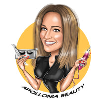 Load image into Gallery viewer, Beautician Logo - portraitlogo.com