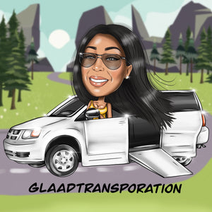 Transportation Logo - portraitlogo.com