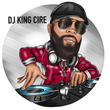 Load image into Gallery viewer, DJ Logo - portraitlogo.com