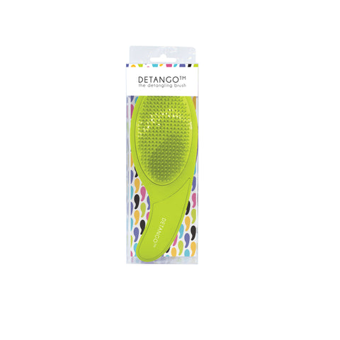 Detango The Detangling Brush - Lime Green
