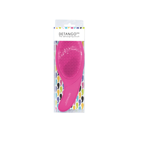 Detango The Detangling Brush - Electric Pink