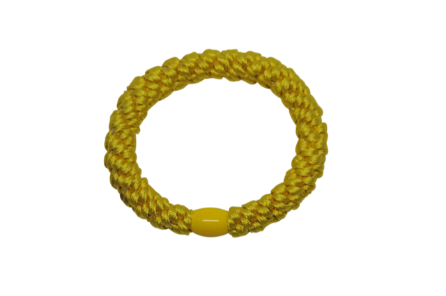 Kknekki hair ties-Yellow