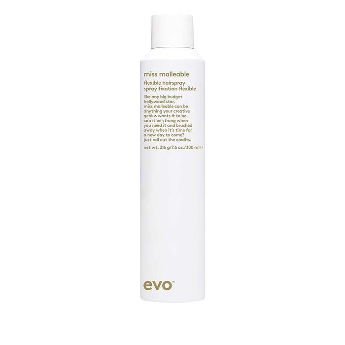 EVO Miss Malleable Hairspray 300 ml