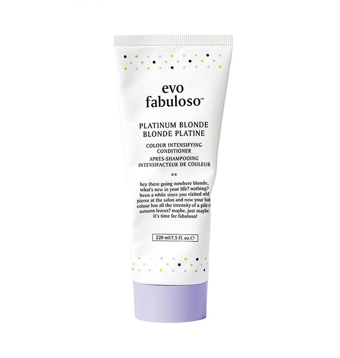 EVO Fabuloso Platinum Blond Conditioner 250 ml