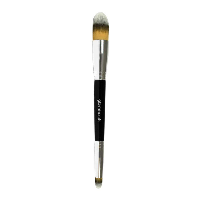 Glo minerals Dual Foundation/Camouflage Brush