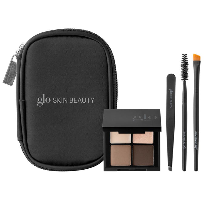 Glo Skin Beauty Brow Powder Collection Brown