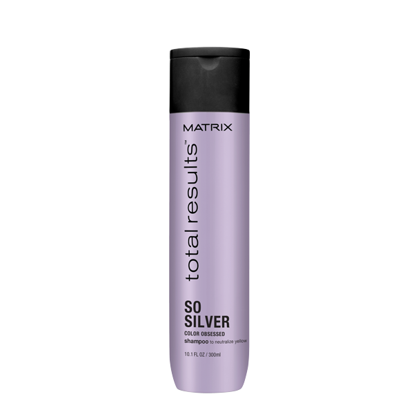Matrix Total Result Color Obsessed So Silver Shampoo 300 ml