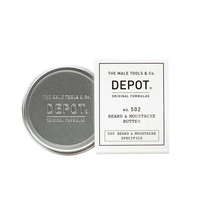 Depot Beard&Moustache Butter 30 ml