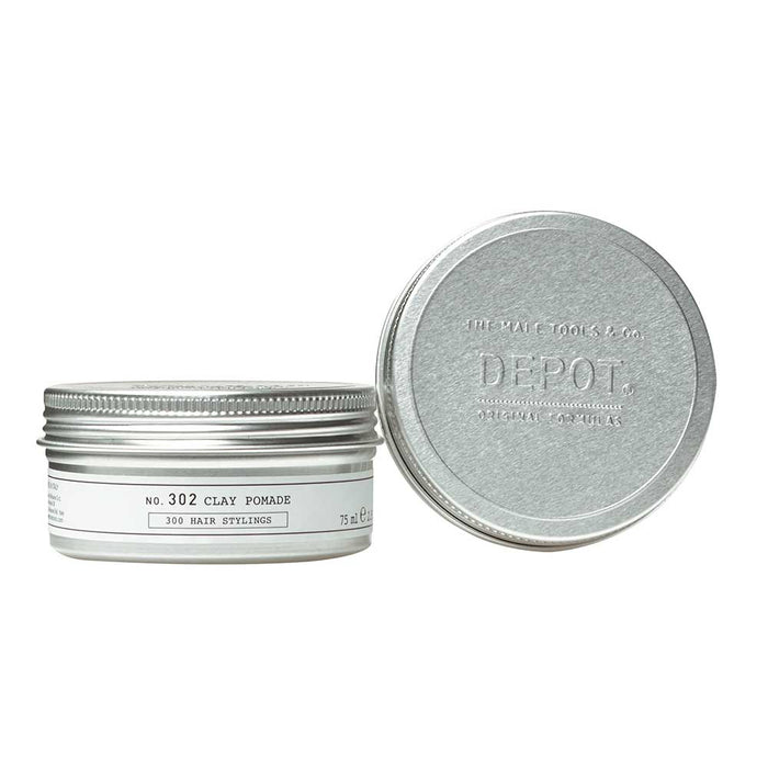 Depot Clay Pomade 75 ml