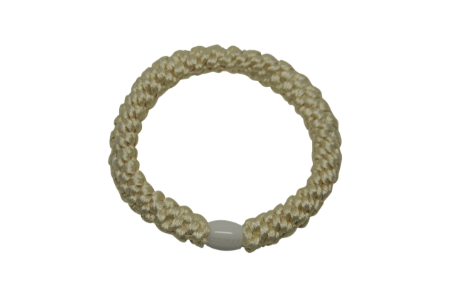 Kknekki hair ties Ivory