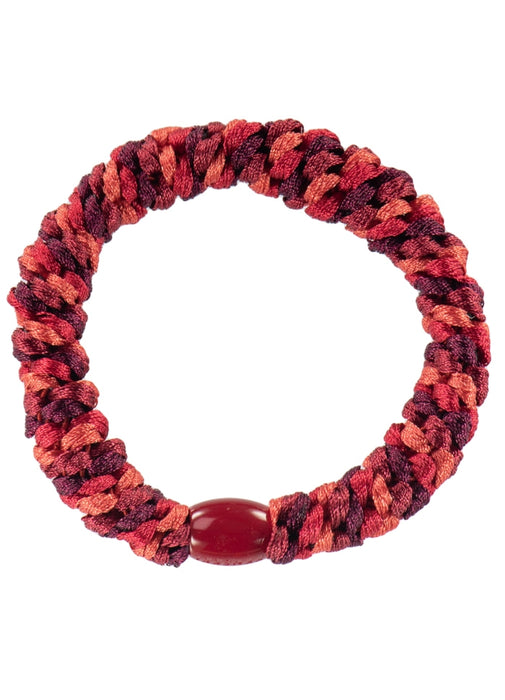 Kknekki hair ties Mix Red