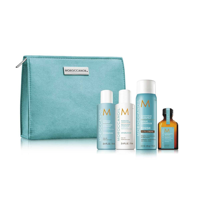 Moroccanoil Weekend Kit 70+70+75+25 ml