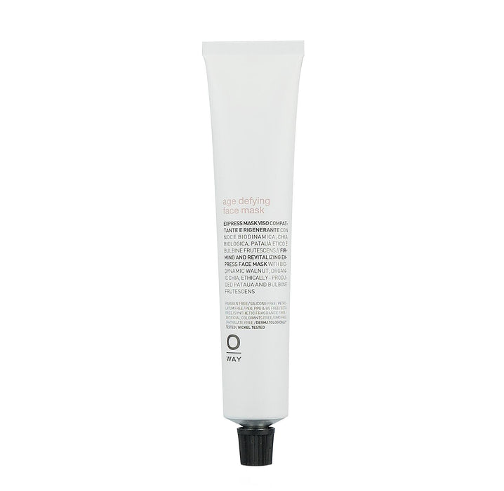 O-Way Beauty Age Defying Face Mask 75 ml
