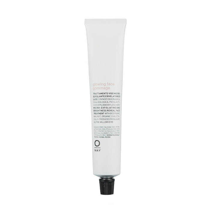O-Way Beauty Glowing Face Gommage 75 ml