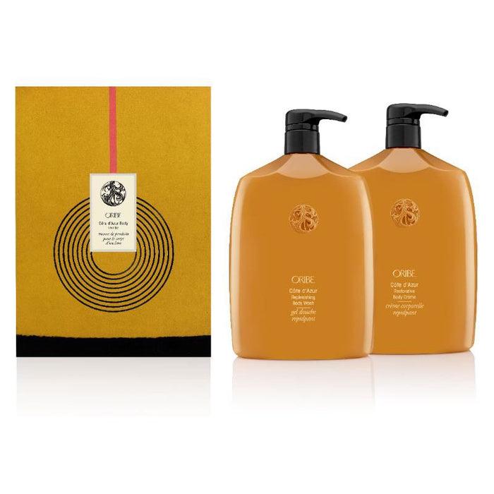 Oribe Cote d`Azur Body Liter Collection 1000 +1000 ml