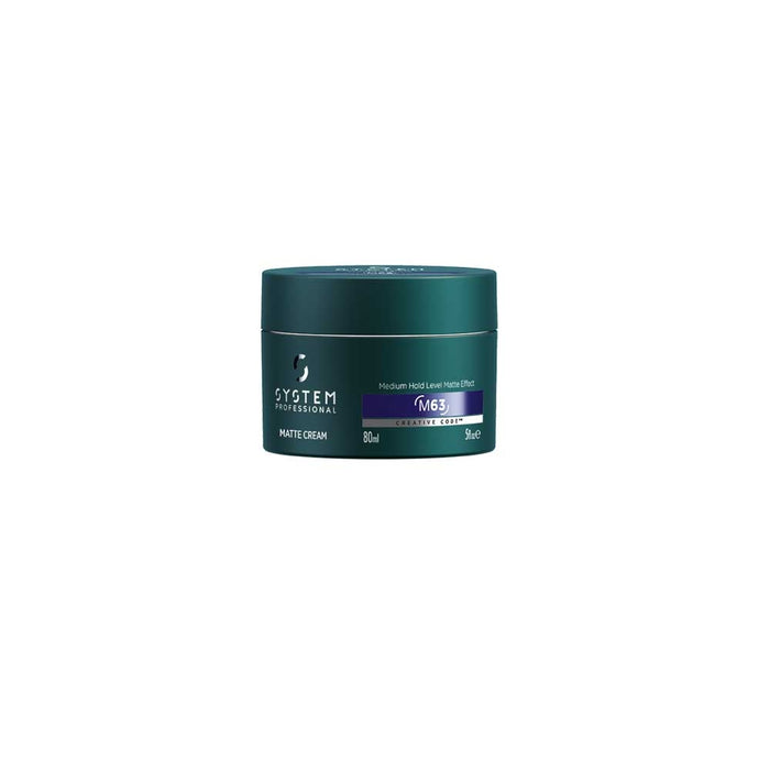 System Professional Man Matte Cream 80 ml