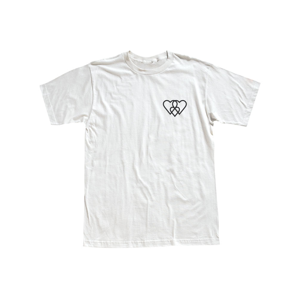 NIKKI, REVEALED TEE WHITE