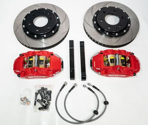 Big brake kit AP Racing