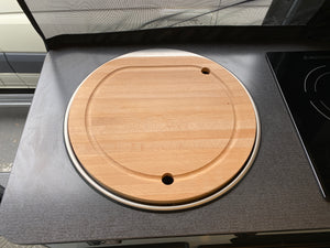 Cutting Board Sink Top for Winnebago Revel