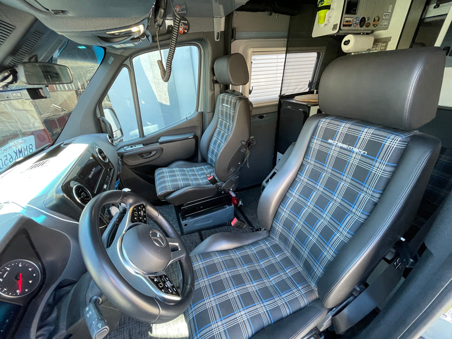 Scheel-Mann Seat for Sprinter Vans