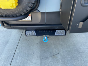 Owl Aluminum Hitch Step