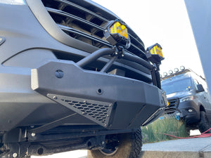Solo Aluminum Bumper/Brush Guard