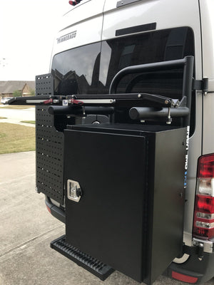 Cargo Box for Sprinter and Revel Vans