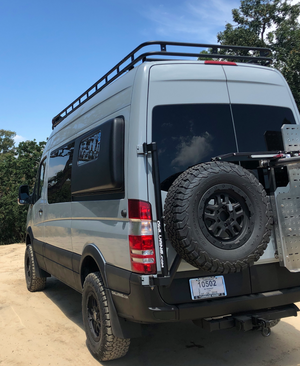 Roof Rack for Sprinter Revel and Storyteller