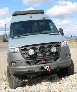Winch Mount Bumper - Van Compass (2019+ Sprinter VS30 & Revel 2020)
