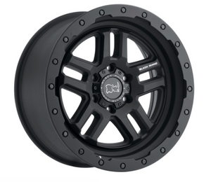 Black Wheel for Sprinter, Revel or Storyteller Van